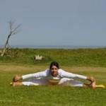 Upavista Konasana - Seated Angle Posture